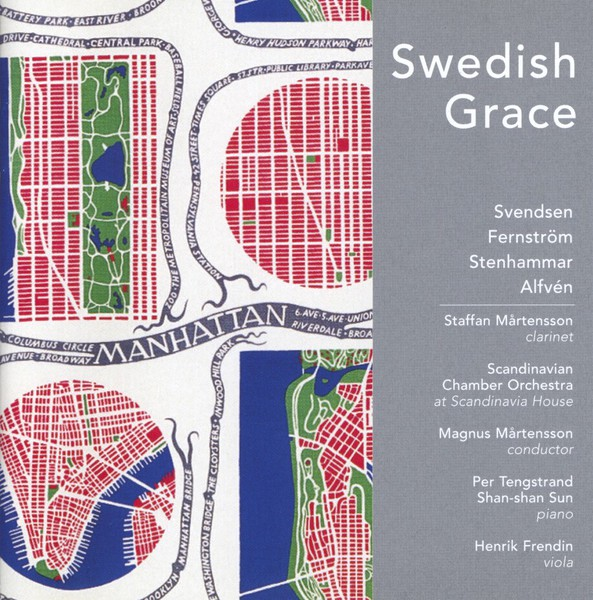 Swed grace cover